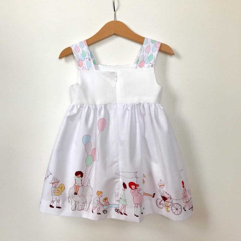 9030e61e3d Toddlers Parade Sundress Girls Summer Dress Little Girls