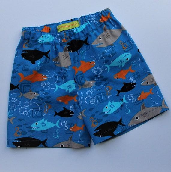 Etstk Green Cute Dinosaur Kids Quick Dry Shorts for Schoolboys