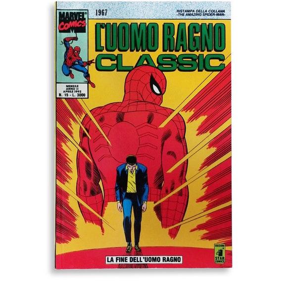 Luomo Ragno Classic #15 - Italian ASM #50