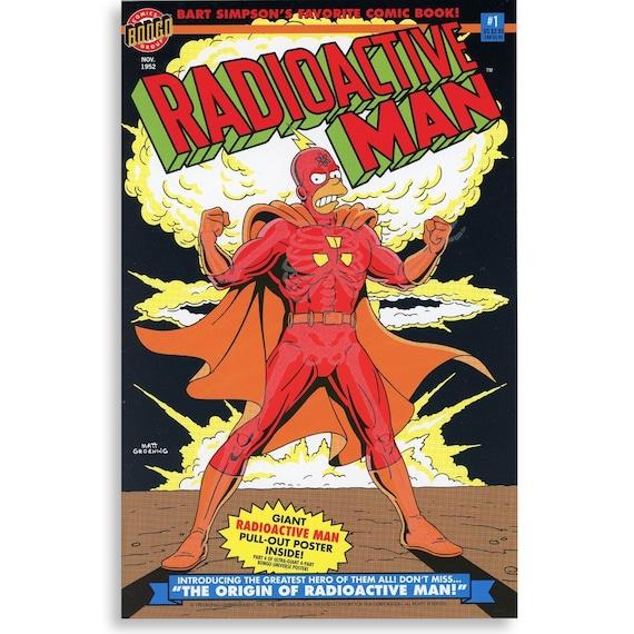 Radioactive Man #1