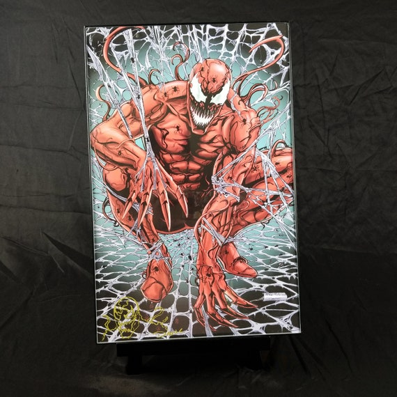 Carnage Remarked Print