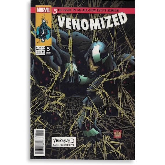 Venomized #5 1:25 Sandoval Variant