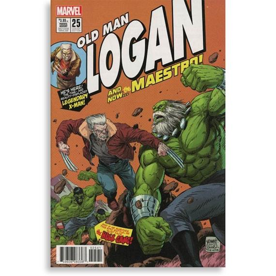 OLD MAN LOGAN #25C