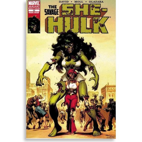 Savage She-Hulk #22