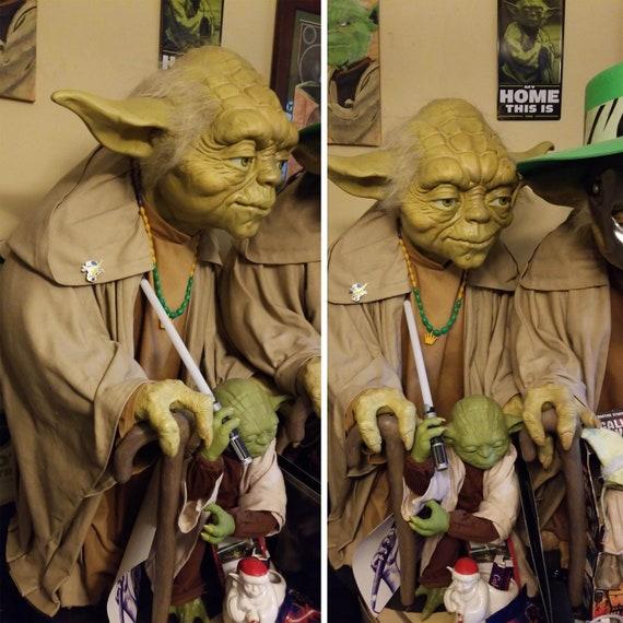 Lifesized Yoda - Phantom Menace