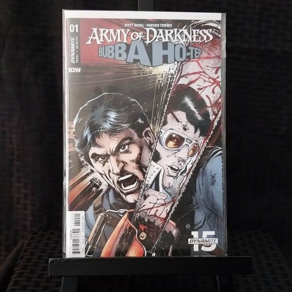 Army Of Darkness Bubba Ho-Tep #1