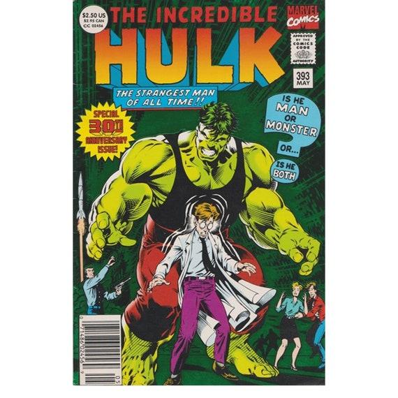 Incredible Hulk #393
