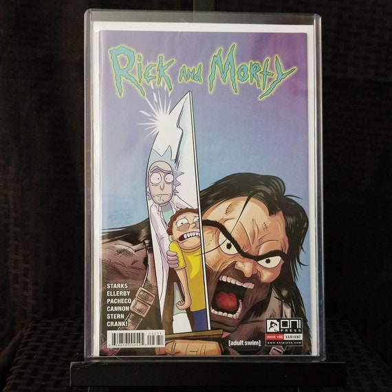 Rick and Morty #46 CIA Exclusive