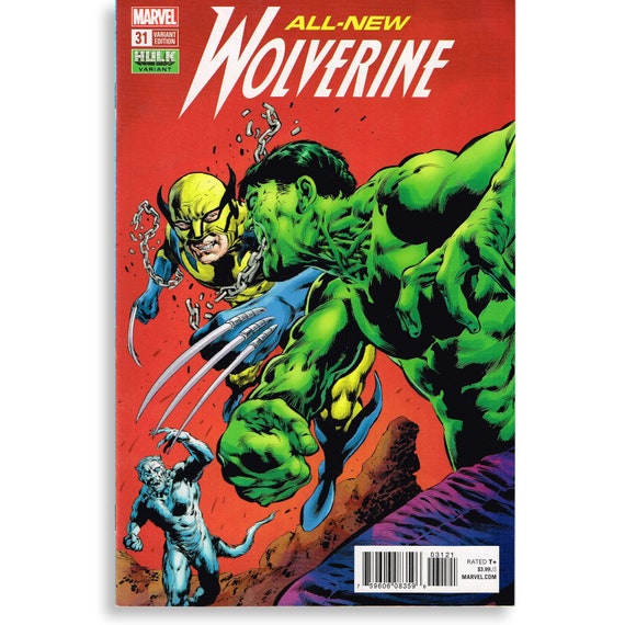 All New Wolverine #31