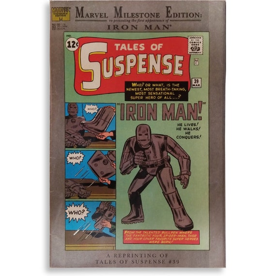 Tales of Suspense #39  Marvel Milestones