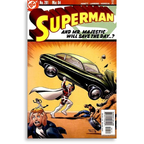 Superman Vol 2 201
