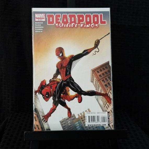Deadpool Suicide Kings #4 (of 5)