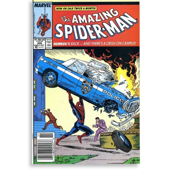 Amazing Spider-Man #306