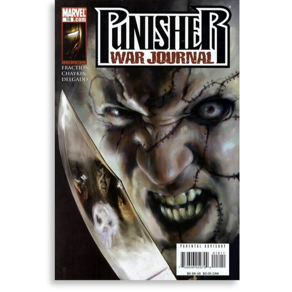 Punisher War Journal #18 (2008)