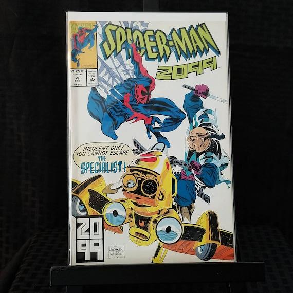 Spider-Man 2099 #4