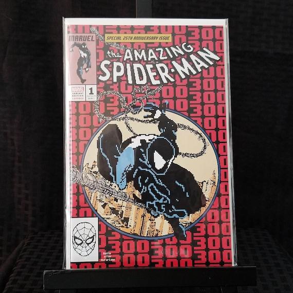Amazing Spider-Man #1 8-bit