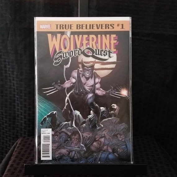 Wolverine Sword Quest #1