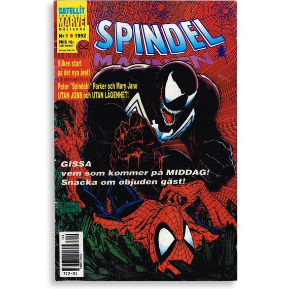 Spindel Mannen Nr1