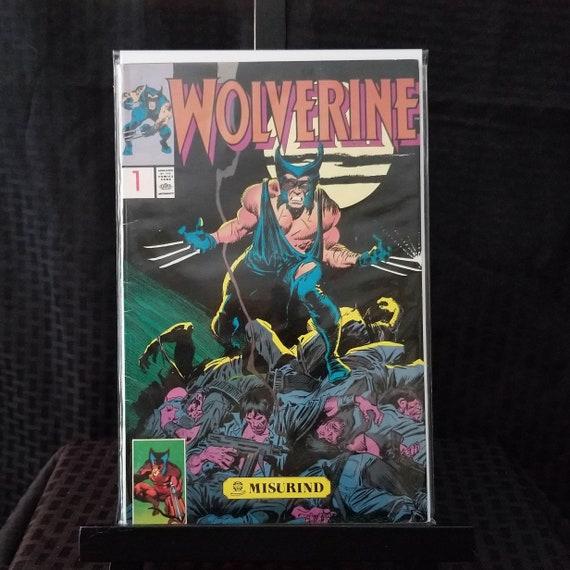 Wolverine #1 Indonesia