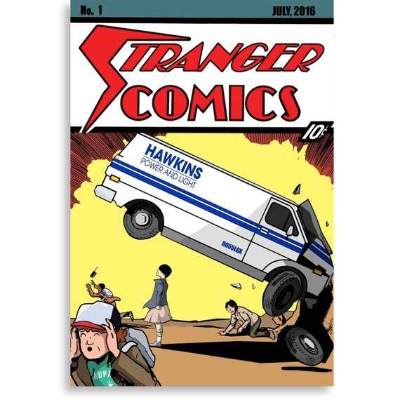 Stranger Comics