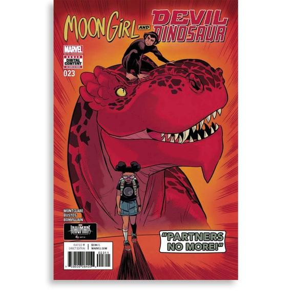 Moon Girl and Devil Dinosaur #23