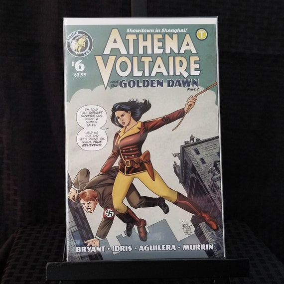 Athena Voltaire Ongoing #6