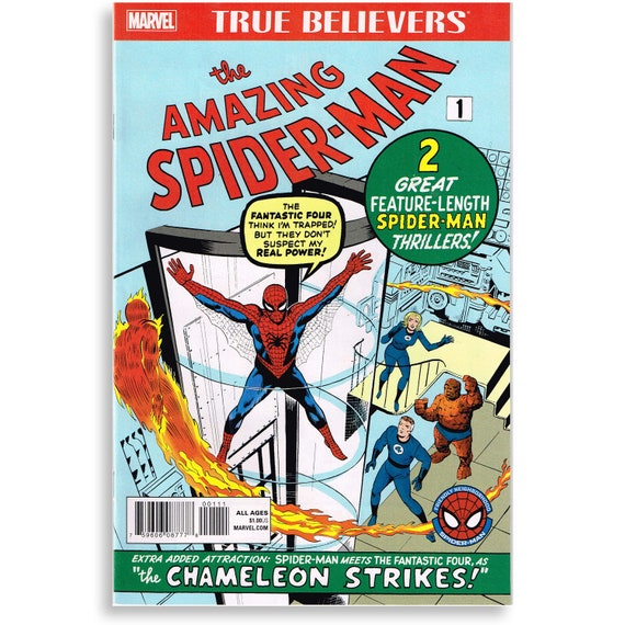 Amazing Spider-Man #1 True Believers