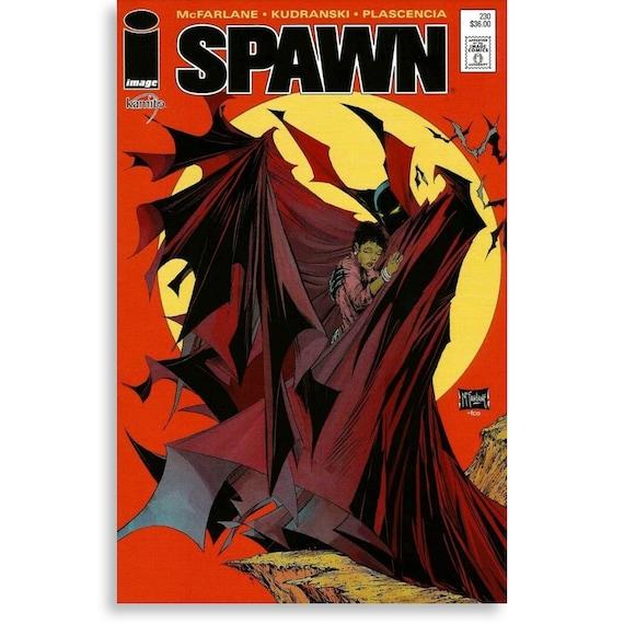Spawn #230 Mexico