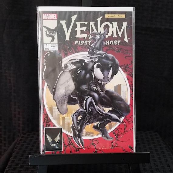 Venom: First Host Clayton Crain NYCC Exclusive
