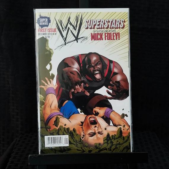WWE Superstars #2 1st Print