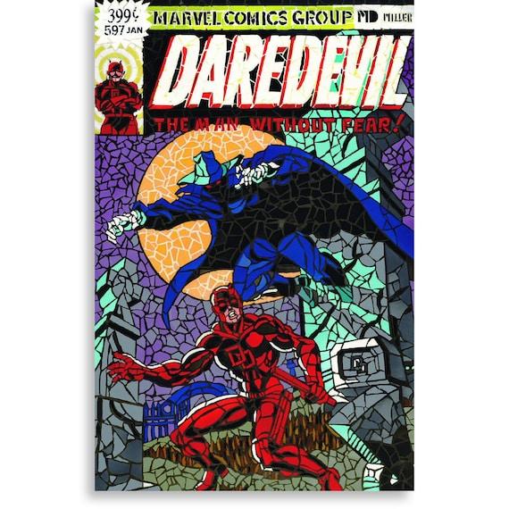 DAREDEVIL 597 SHATTERED VARIANT