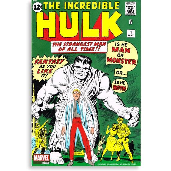 Incredible Hulk #1 (Green)