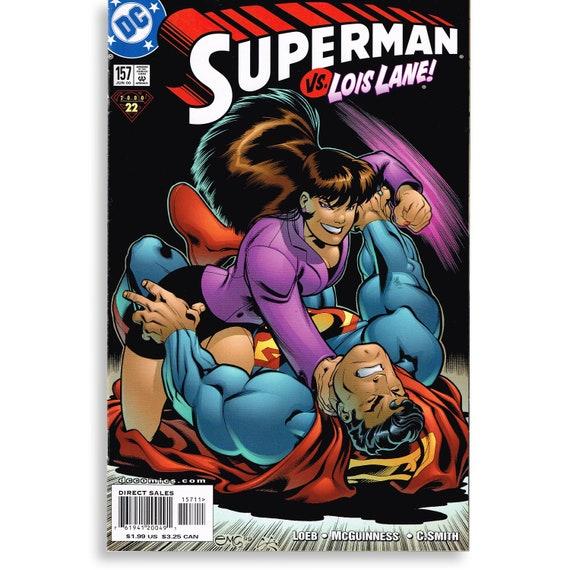 Superman VS Lois Lane #157