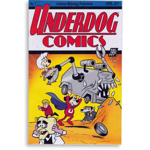 Underdog #1