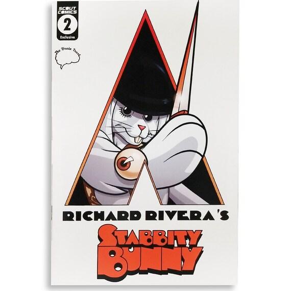 Stabbity Bunny #2 Richard Rivera.