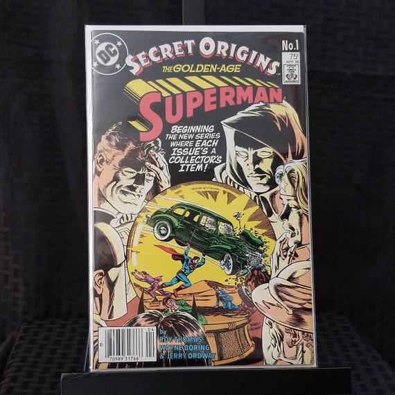 Secret Origins Vol 2 #1 - Action Comics #1 Homage