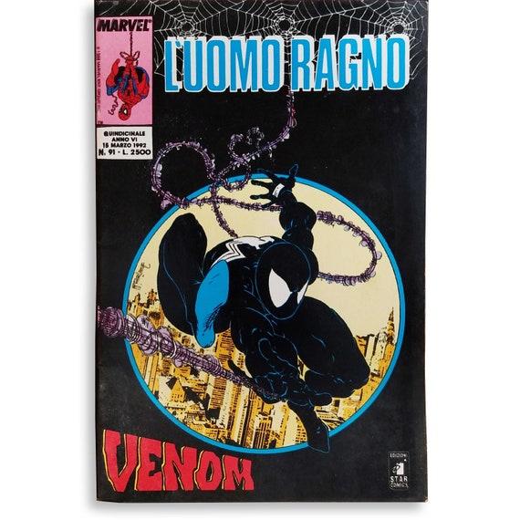 L'UOMO RAGNO N91