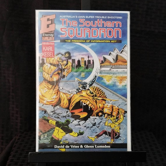 Southern Squadron Freedom of Information Act #1