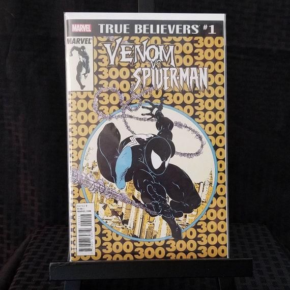 Venom VS Spider-Man #1 True Believers 2nd Print