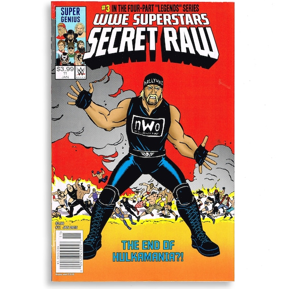WWE Secret Raw #11