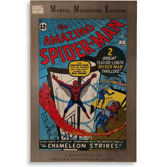 Amazing Spider-Man #1  Marvel Milestones