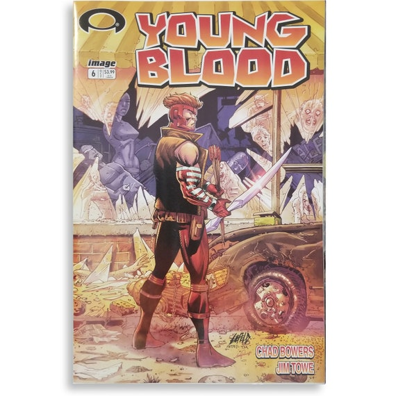 Youngblood #6 Color Variant
