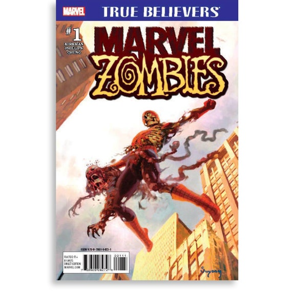 Marvel Zombies #1 True Believers