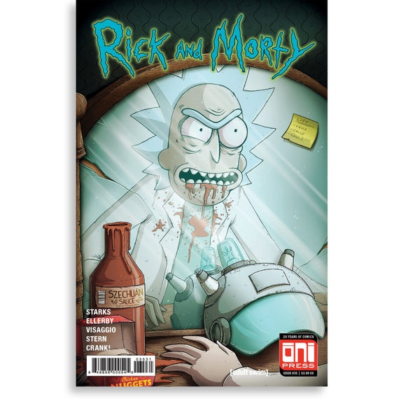 Rick And Morty 35