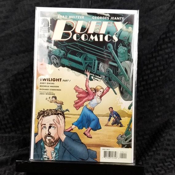 Buffy the Vampire Slayer (Season 8) #32B - Action Comics #1 Homage