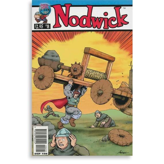 Nodwick #8
