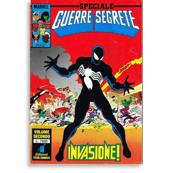Secret Wars #8 Italian