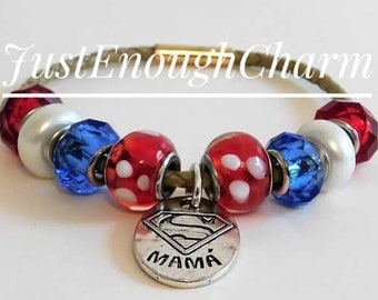 Super Mama Charm Bracelet!!!