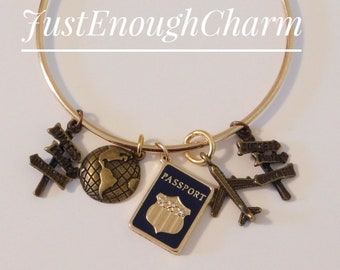 Minimalist HIGH Class travel bracelet