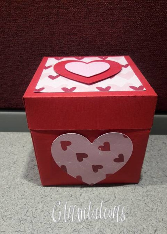 Snoopy Explosion Box Love Exploding Box Surprise Etsy